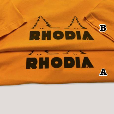 [USED] RHODIA Tee