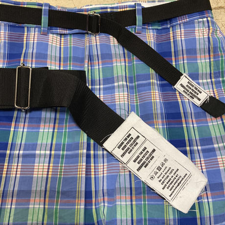"[besidethebag] Neon Potato Personal Collection ""belt #000"