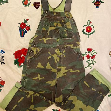 [USED]  CAMO OVERALL