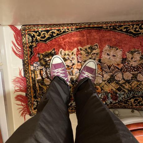 [SELECT] RED KAP  8oz ジーンカット WORK PANTS