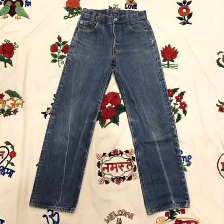 [USED] Levi's 701 STUDENT