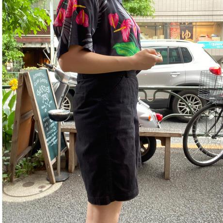 [USED] なめらかcotton♡BLACKSHORTS