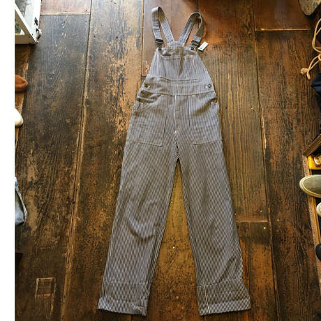 [USED]  Euro ヒッコリー OVERALL
