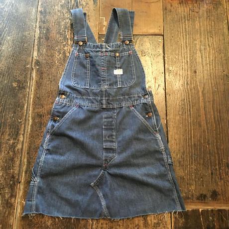 [USED] BIG MAC オーバーオール スカート