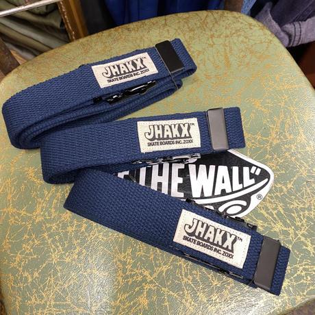 """[JHAKX ] 90s Belt """"Navy"""""""