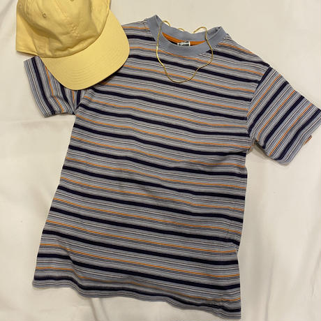 [USED] KIDS SIZE♡ボーダーS/S Tee