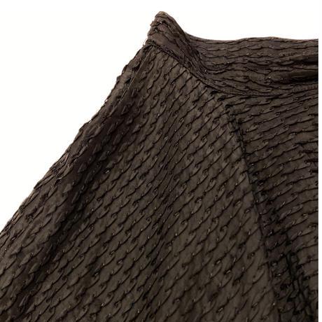 [USED] BLACK サーキュラースカート