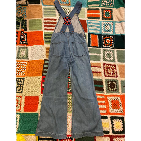 [USED] ローバックOVERALL☆