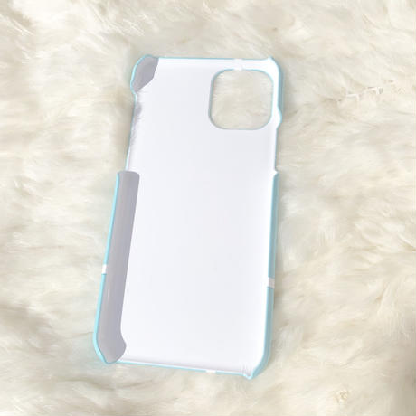 【NEW】即表面スマホケース エレガントクロスリボン 普通サイズ iphone8/7/6/6s/5/5s/SE/Android