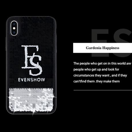 EV マジックスパンコールiphoneケース