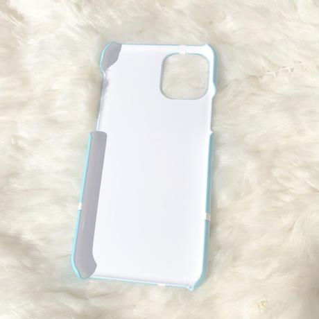 【NEW】スマホケースAICA-72 エレガントクロスリボン  大きいサイズiPhone6Plus/6sPlus他