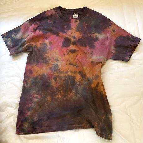 gariiro/tie-dye T shirt/ XL