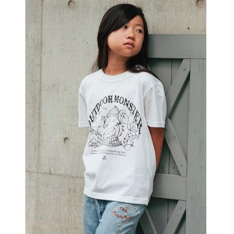 【予約販売】Garland MONSTER TEE