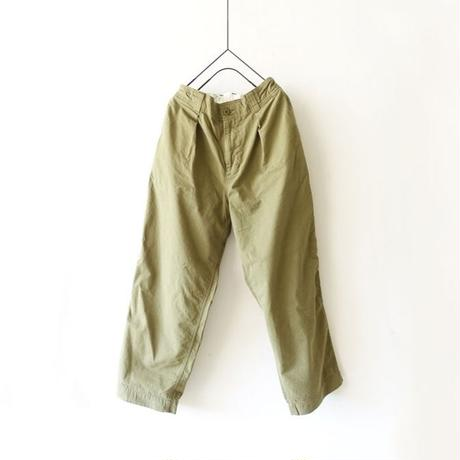 A20  One Tuck Fatigue Trouser Chino