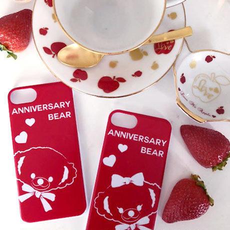 即納!【iPhoneケース2個】Anniversary Bear男の子 &女の子セット