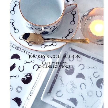 【セット割引★3枚セット】  JOCKEY'S COLLECTION転写紙/ブラック
