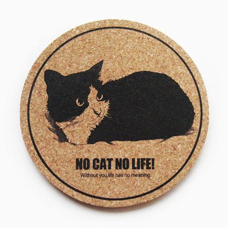 コルクコースター / NO CAT NO LIFE!