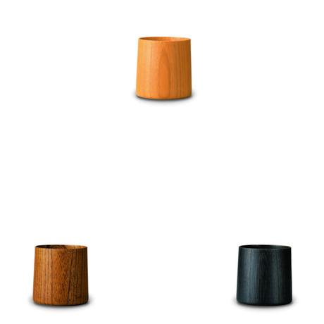 SAIBI Wooden Cup [S]