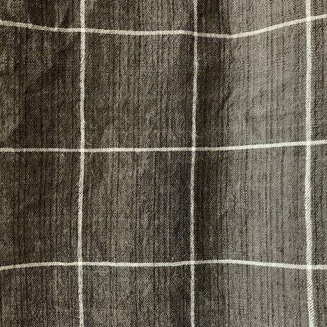 Khadi Cotton Natural Dyed Shirt Dress