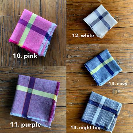 Khadi Cotton Handkerchief
