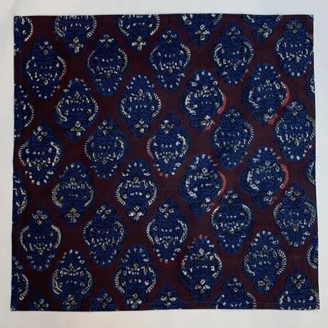 Hand Block Printed Handkerchief (Bouquet)