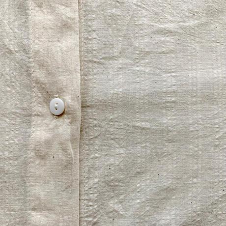 Khadi Cotton Long Shirt