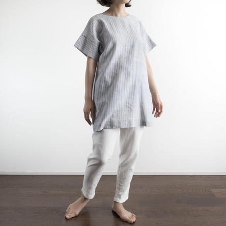 Khadi Cotton Mini Dress