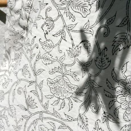 サンガネール染めパジャマ