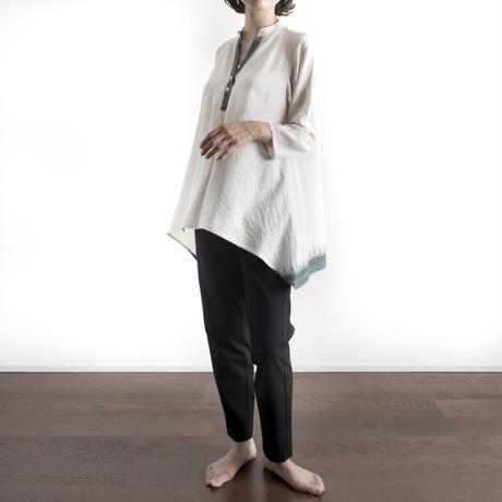 Khadi Cotton A line Bayas Blouse