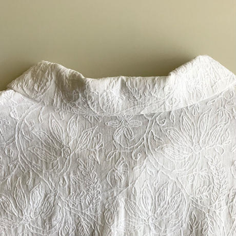 Hand Embroidery Over Sized Shirts