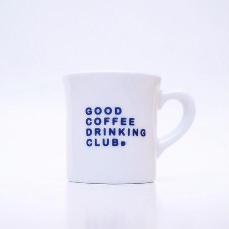 GCDC basic logo mug