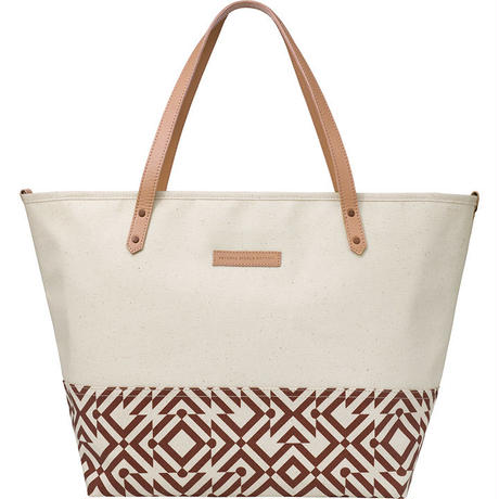 Petunia Pickle Bottom Downtown Tote (DTCB-521-00	Birch/Mazes of Milano)