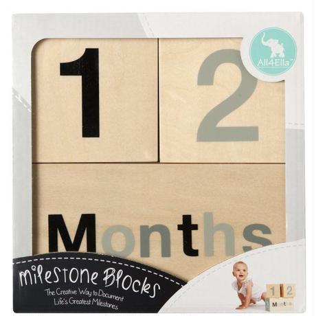 All4Ella (オールフォーエラ) Milestone Block (マイルストーンブロック)