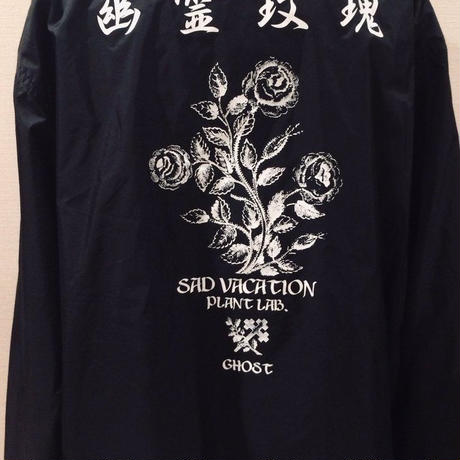 【SAD VACATION】COACHES JACKET