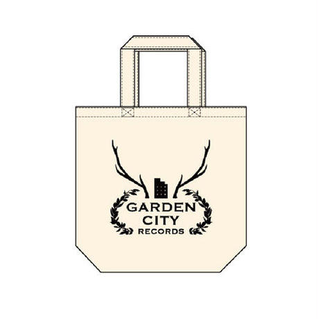 GARDEN CITY RECORDS TOTE BAG (TYPE B)