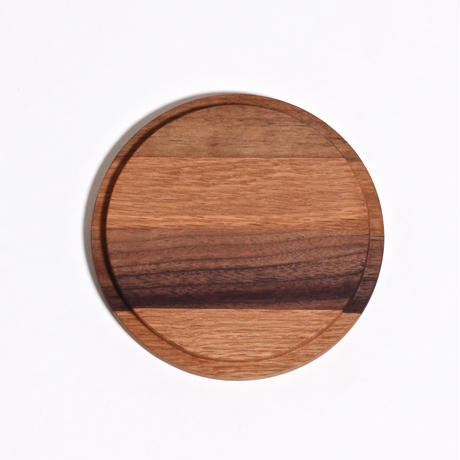 "GEE ORIGINAL WOOD LID / OAK × WALNUT ""B"""