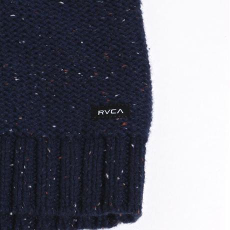 RVCA SEASONS SWEATER / NAVY