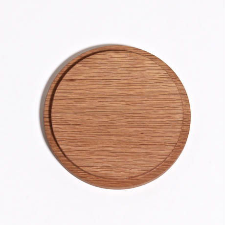 GEE ORIGINAL WOOD LID / OAK
