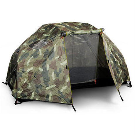 POLER THE ONE MAN TENT / GREEN CAMO