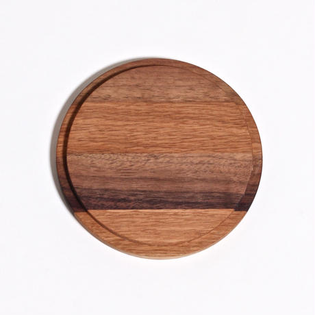 "GEE ORIGINAL WOOD LID / OAK × WALNUT ""A"""