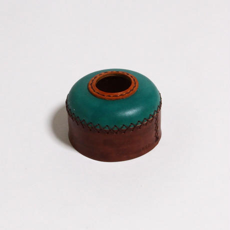 GEE ORIGINAL GAS COVER / GREEN×BROWN / size:110