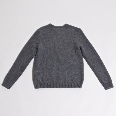 RVCA SEASONS SWEATER / GREY