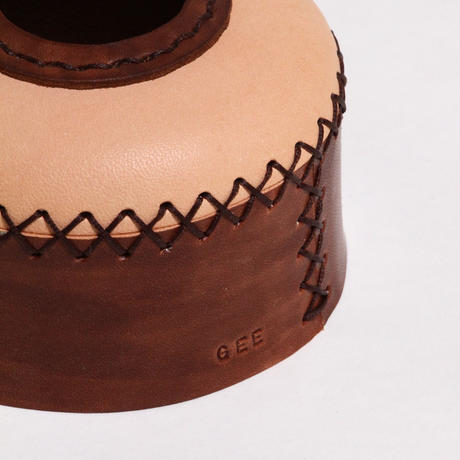 GEE ORIGINAL GAS COVER / NATURAL×BROWN / size:110