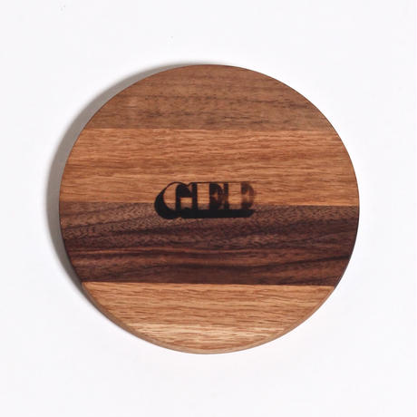"GEE ORIGINAL WOOD LID / OAK × WALNUT ""C"""