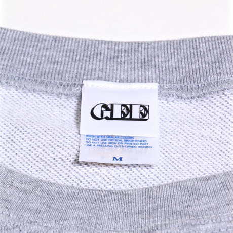 GEE ORIGINAL 10.0oz SWEAT SHIRTS /MIX GREY