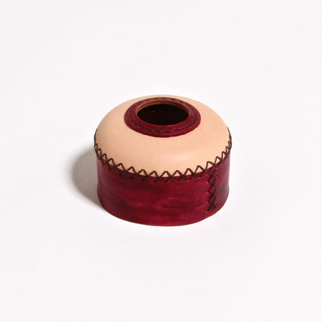 GEE ORIGINAL GAS COVER / NATURAL×BURGUNDY / size:110