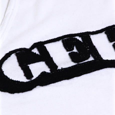 "ALM×GEE V-Neck Solid L/S T-shirts ""GEE"" / BLACK / size:L"