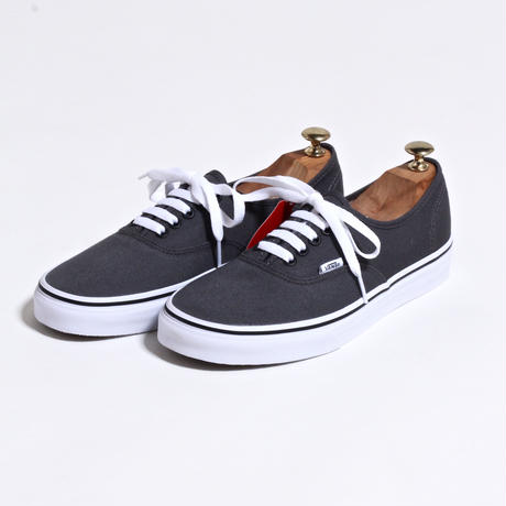 US VANS  AUTHENTIC / CHARCOAL GREY