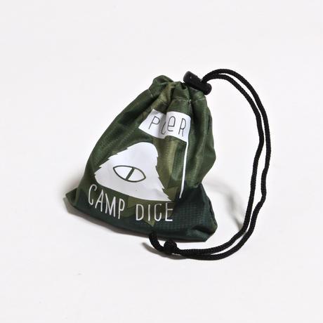 POLER CAMP LO DICE / ORANGE