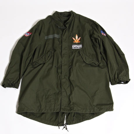 ALM REMAKE MILITARY MODS COAT